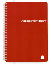 Quarto Week to View Weekly Appointment Diary Books. 2018-2019. Mid-Year Academic