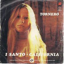 TORNERO' - SE DAVVERO MI VUOI BENE # I SANTO-CALIFORNIA