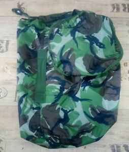 DPM Camouflage Bag For Petroleum Salopettes And Smock