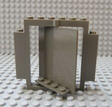 LEGO Dark Gray Harry Potter Castle Revolving Door as Shown