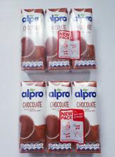 Alpro SOYA Chocolate Flavour (6 x 250 ml)