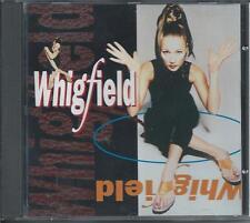 WHIGFIELD - Whigfield CD Album 10TR Italo Eurodance 1995 (DINO) HOLLAND