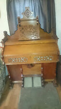 """Harmonium ~ by the """"Hillier Organ Company"""" ~ Dated 1890s ~ Working perfectly"""