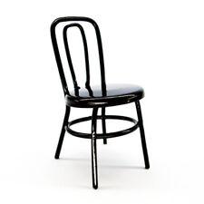 Puppenhaus Puppenstube Stuhl Hocker 1:12 Stühle 1 zu 12 Esszimmer Möbel Metall