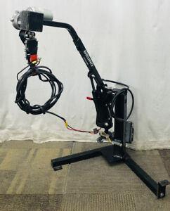 Bruno AWL-150 Truck Lifter Scooter Wheelchair Folding Lift 200lb Boom Arm Hoist