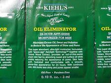 Brand New KIEHL'S OIL ELIMINATOR 24-Hour Anti-shine moisturizer for men Lotion