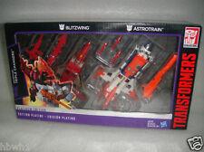 Transformers Hasbro G1 Reissue Platinum Edition Astrotrain Blitzwing in Stock