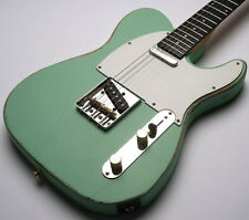Slick Guitars SL 51 Surf Green