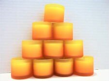 Bath Body Works Home SUNSET BEACH candles, ombre glass, Mini, 1.3 oz., NEW x 10