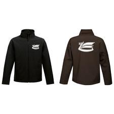 Toyota Celica Supra Logo Softshell Thermal Jacket Coat