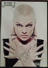 JESSIE J Signed 23x16 Poster PRICE TAG & BANG BANG COA