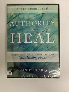 Authority to Heal, Audio Curriculum: Restoring Lost Inheritance ...CDs NEW