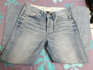 Jeans pantaloni  Calvin klein taglia 48 W33