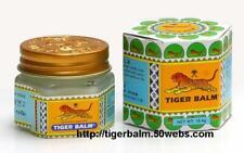 Hong Kong Tiger Balm Cream (WHITE) 香港虎標萬金油 (白) 19.4G 免運費(total: 12 boxes)