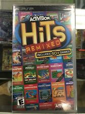 Activision Hits Remixed (Sony PSP, 2006) Original Factory Sealed