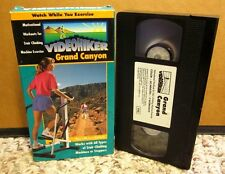 VIDEOHIKER Grand Canyon step exercises Stair Climbing Machine Stepper VHS scenes