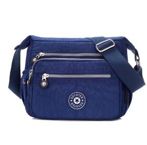 Waterproof Messenger Cross Body Ladies Handbag Bag Shoulder Bag Womens Purse