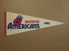 MISL Memphis Americans Vintage Defunct Soccer Pennant
