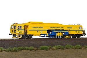 Viessmann 2652 Spur H0, Schienen-Stopfexpress LEONHARD WEISS, P & T #Neu in OVP#
