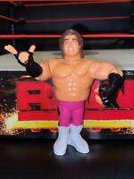WWF WWE BRUTUS BEEFCAKE HASBRO WRESTLING ACTION FIGURE SERIES 1 1990