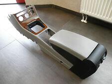 Original Mittelarmlehne VW Passat 3C Leder grau MAL Mittelkonsole Armlehne