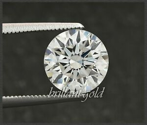 Diamant Brillant 1,6mm; Top Wesselton; VS-Si; echte & natürliche Brillanten