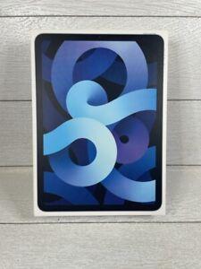 Apple iPad Air 4th Gen. 256GB Wi-Fi + Cellular Sky Blue Verizon Box Only