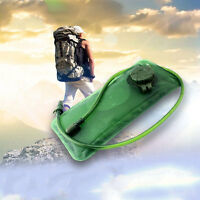 Water Bladder Bag 2L Backpack Hydration System Camelback Pack Hiking Camping Acc