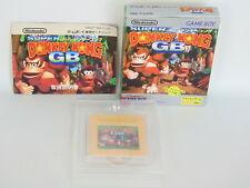 SUPER DONKEY KONG GB ref/C Game Boy Nintendo Japan Video Game gb