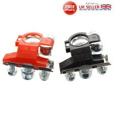 2pcs  Battery Terminals Fit 12V 45AH-200AH Car Van Lorry Truck UK