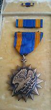 WWII Named Air Medal Original Box  WW 2