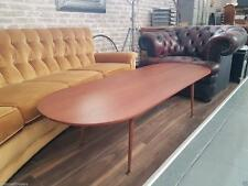 Less than 60cm High Mahogany Dining Room Unbranded Tables