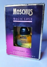 Vintage Nerval Moschus Magic Love 9.5ml perfume oil