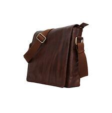 New Stylish Side Sling Bag Shoulder Bag Messenger Leather Bag For Men's/ Women's