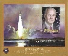 MICRONESIA 1998  JOHN GLENN return to SPACE S/S mnh