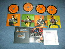 JOHN COLTRANE Japan 1997 NM 4x Mini-LP CD+Box COMPLETE 1961 VILLAGE VANGUARD