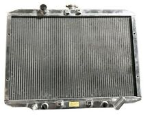MITSUBISHI STARION CHRYSLER DODGE PLYMOUTH CONQUEST MANUAL RADIATOR