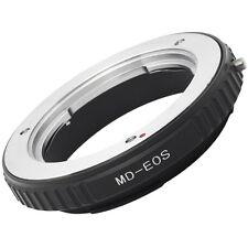 Mount Adapter For Minolta MD MC Lens to Canon EOS EF 7D 60D 70D 600D 700D DC163