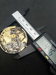 Alfred Lurgin (Lemania) minute Repeater ?Pocket Watch Movement