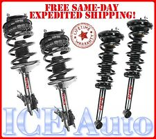 FITS 2004-2008 Toyota Prius FCS Complete Loaded Struts for FRONT & REAR L&R