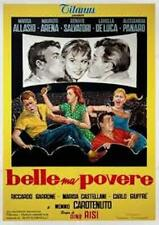 Dvd BELLE MA POVERE - (1957) ***DINO RISI*** ......NUOVO