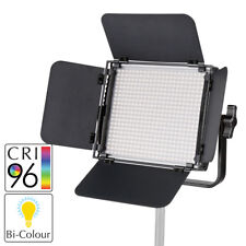 Bi-Colour LED Panel Video Lighting Professional Interview Portable Mobile System