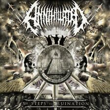 XXIII Steps to Ruination 0656191206525 by Annihilated CD