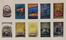 Detail Media Posters ,Diorama, Model Car,1/24,1/25, Unframed,SCHP10