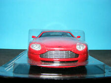 Aston Martin AM V8 in red with Black trim Product in 1:43rd. Scale PREMIUM &CTCL