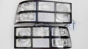 PORSCHE 924 944 CARRERA GT TURBO CABRIO ALL-CLEAR WHITE TAILLIGHTS LIGHTS