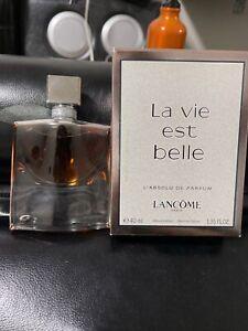 La Vie Est Belle Labsolu De Parfum