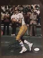 Joe Theismann Autograph 8x10 Signed Photo w/ JSA COA Washington Redskins NFL MVP