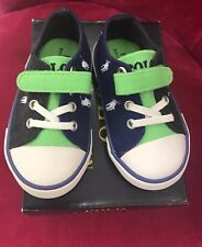 POLO RALPH LAUREN Infant Toddler Boys Slip-On Sneaker Shoes -- Size 5