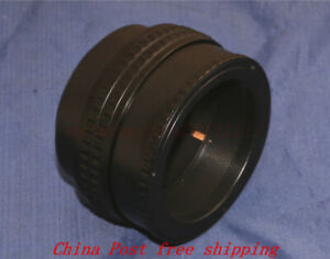 M65x1mm Screw to M65 mount Focusing Helicoid Camera adapter 25~55mm